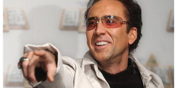 Nicolas Cage erwischt Einbrecher im Privathaus