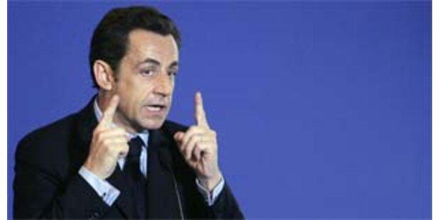 Französin gestand Liebesbriefe an Sarkozy