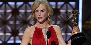 Nicole Kidman: Flop-Rede bei den Emmys