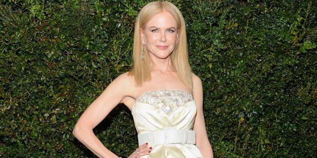 Nicole Kidman zieht blank