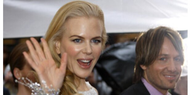 Nicole Kidman bald nur noch Mama?