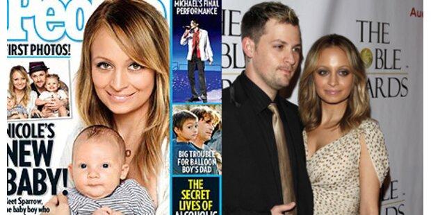 Nicole Richie: Das ist ihr süßer Sohn