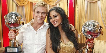 Scherzinger ist neuer Dancing Star
