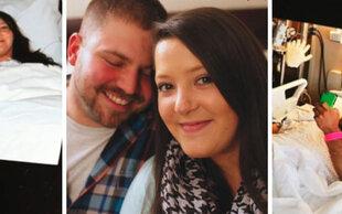 Von Organspenderin zur Ehefrau: Frau schenkt Fremden eine Niere...und ihr Herz