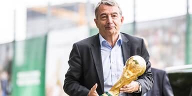 DFB-Präsident Niersbach tritt zurück