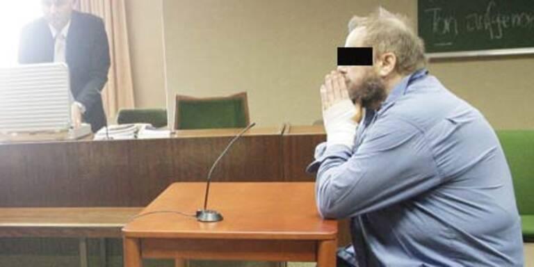 """""""Toter"""" vor Gericht: 4 Jahre Haft"""