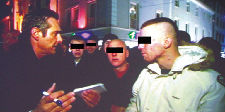 Skinhead-Affäre: Weiter keine Nazi-Sager