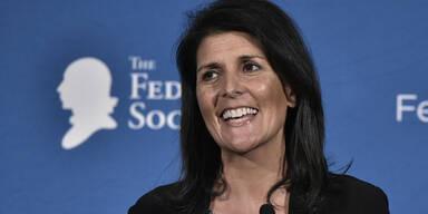 Trump nominiert Gouverneurin als UNO-Botschafterin