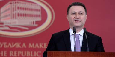 Mazedonischer Ex-Premier bekommt Asyl in Ungarn