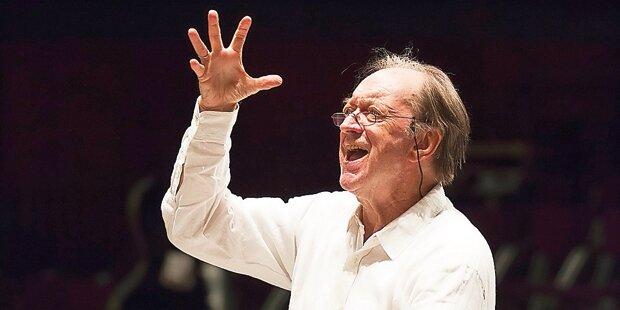 Harnoncourt dirigiert Händel