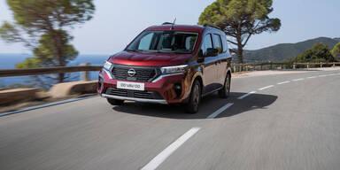 Nissan Townstar: Nippon-Version des Renault Kangoo