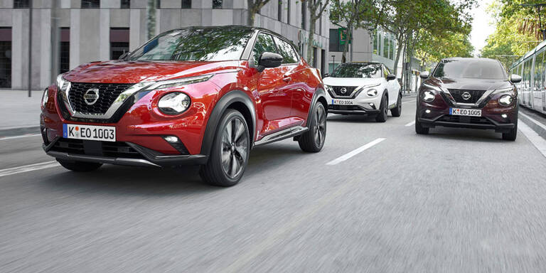 Das kostet der neue Nissan Juke (2020)