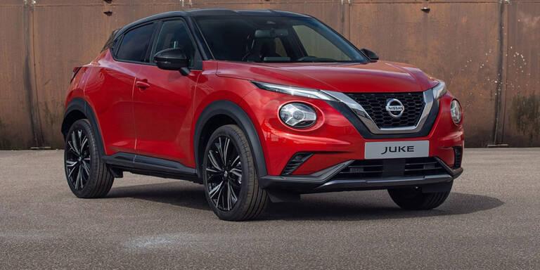 Das ist der völlig neue Nissan Juke