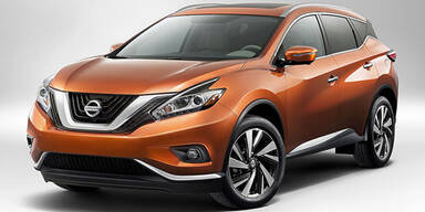 Nissan zeigt den neuen Murano