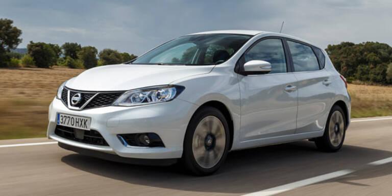 Alle Infos vom neuen Nissan Pulsar