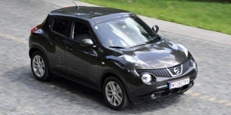 Nissan Juke mit Dieselmotor im Test