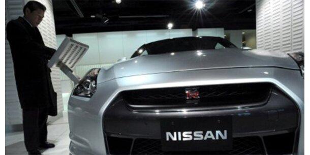 Nissan hebt Produktionskürzungen teilweise auf
