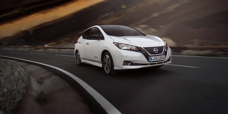 100.000 Nissan Leaf in Europa verkauft