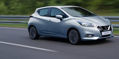 Nissan greift mit völlig neuem Micra an