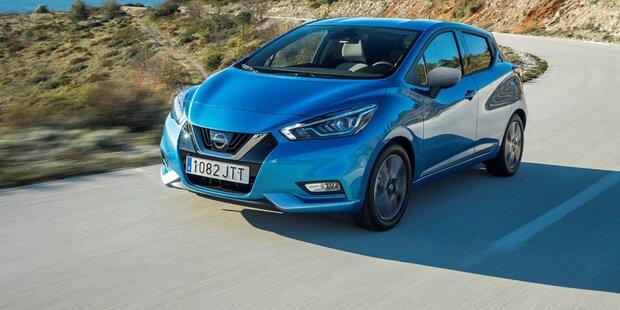 Alle Österreich-Infos vom neuen Nissan Micra