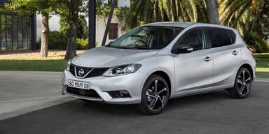 Nissan bringt den Pulsar Black Edition