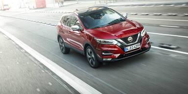 Neuer Turbo-Benziner für den Nissan Qashqai