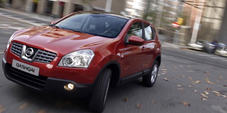 Nissans neuer Kompakt-SUV Quashqai