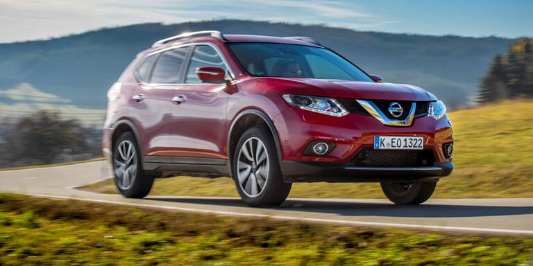 Neuer Top-Diesel für den Nissan X-Trail