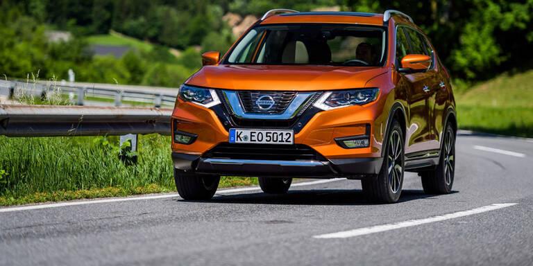 """Jetzt startet der """"neue"""" Nissan X-Trail"""