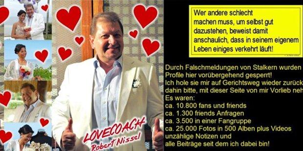 Facebook sperrt ATV-Lovecoach Nissel