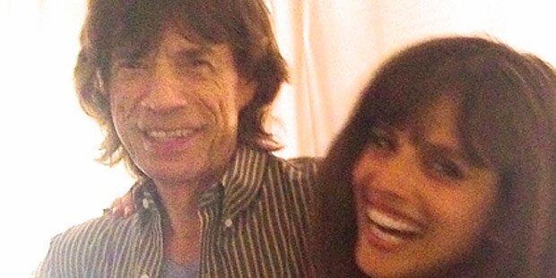 Jagger: Wieder mit neuer Flamme