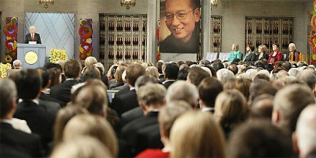 China blockiert Nobelpreis-Übertragung