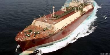 Noch ist die Zahl der LNG-Carriers überschaubar