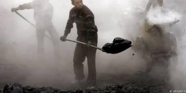 Noch wird zu stark auf Kohle gesetzt