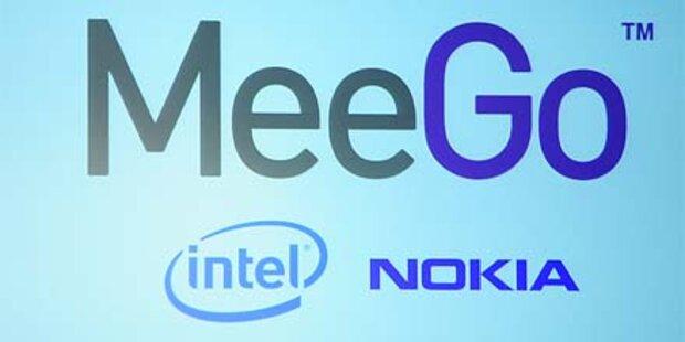 Neues Betriebssystem von Nokia und Intel