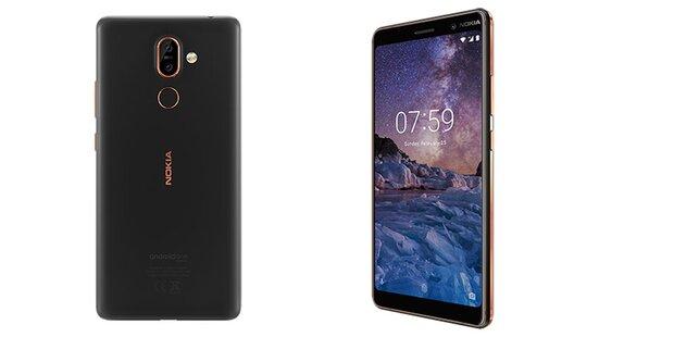 Nokia 7 Plus ab sofort in Österreich