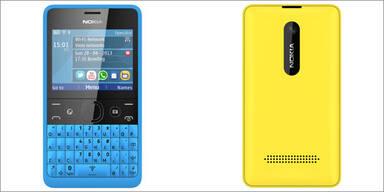 Nokia Asha 210 kommt um 79 Euro