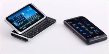 Nokias neuer Hoffnungsträger E7 startet