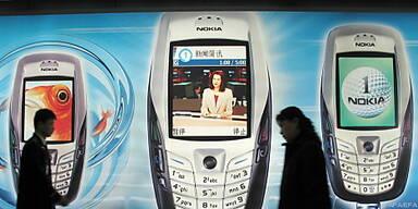 Nokia bleibt deutlicher Marktführer