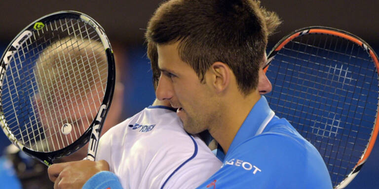 Djokovic schaltet Titelverteidiger aus