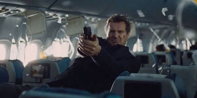 Liam Neeson ballert sich in Kino-Charts