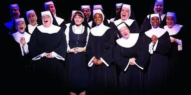 Musical-Herbst: Sister Act im Ronacher