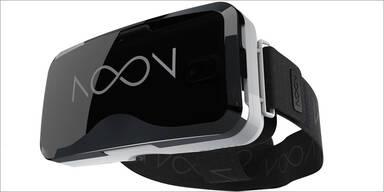 Omega bringt günstige Virtual-Reality-Brille