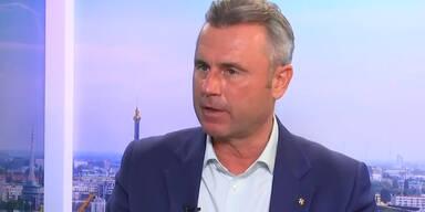 Norbert Hofer: Lockdown beenden, stattdessen diese Regeln einführen | FPÖ-Chef will Öffnung