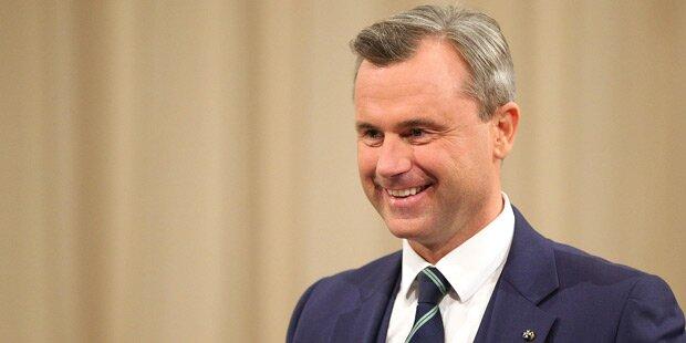 Hofer: Vorwürfe gegen VdB halten nicht