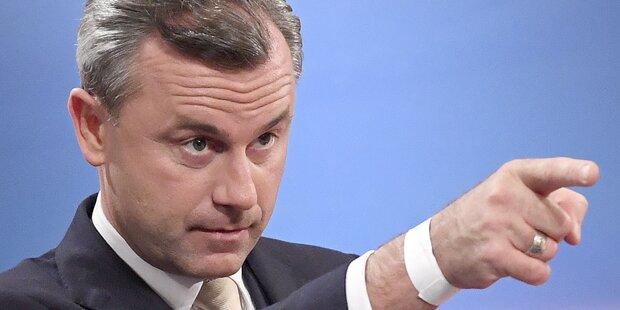 Hofer fordert Rücktritt von Vassilakou