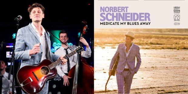 Norbert Schneider bekämpft den Blues