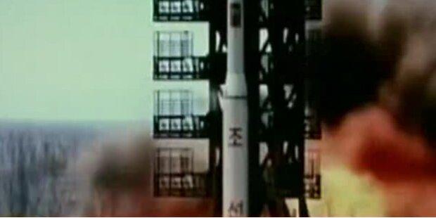 Nordkorea startet Langstreckenrakete