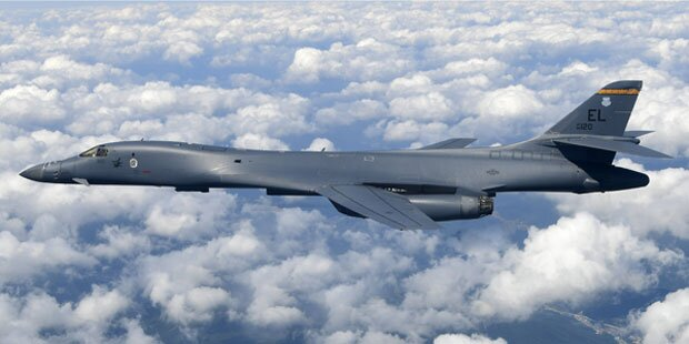 US-Bomber fliegen nahe Küste Nordkoreas