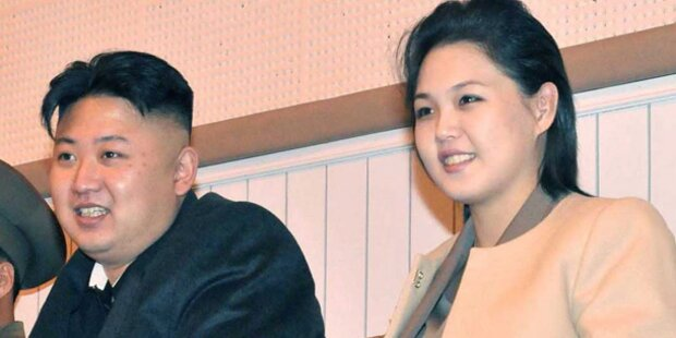 Baby-Diktator nun Vater?